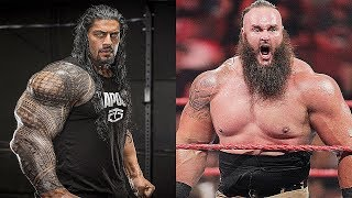 Roman Reigns vs Braun Strowman Transformation ★ 2019
