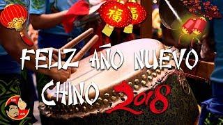 ¡¡Así se celebró el Año Nuevo Chino del Perro 2018 en el Barrio Chino de Lima!!
