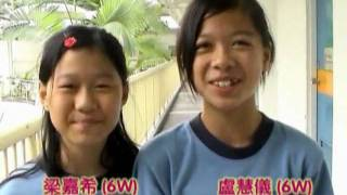 twccps的TWCCPS【 06/07 校園生活專輯(5/7) - 畢業生感言(1) 】荃灣潮州公學相片