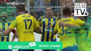 Vajda Sándor első gólja a Mezőkövesd Zsóry FC - DVTK mérkőzésen