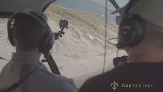 Helicopter Tour of the Florida Panhandle: GunVenture  S2 E8 P1