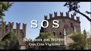 """S.O.S. Sermon on Street """"Il peccato imperdonabile"""""""