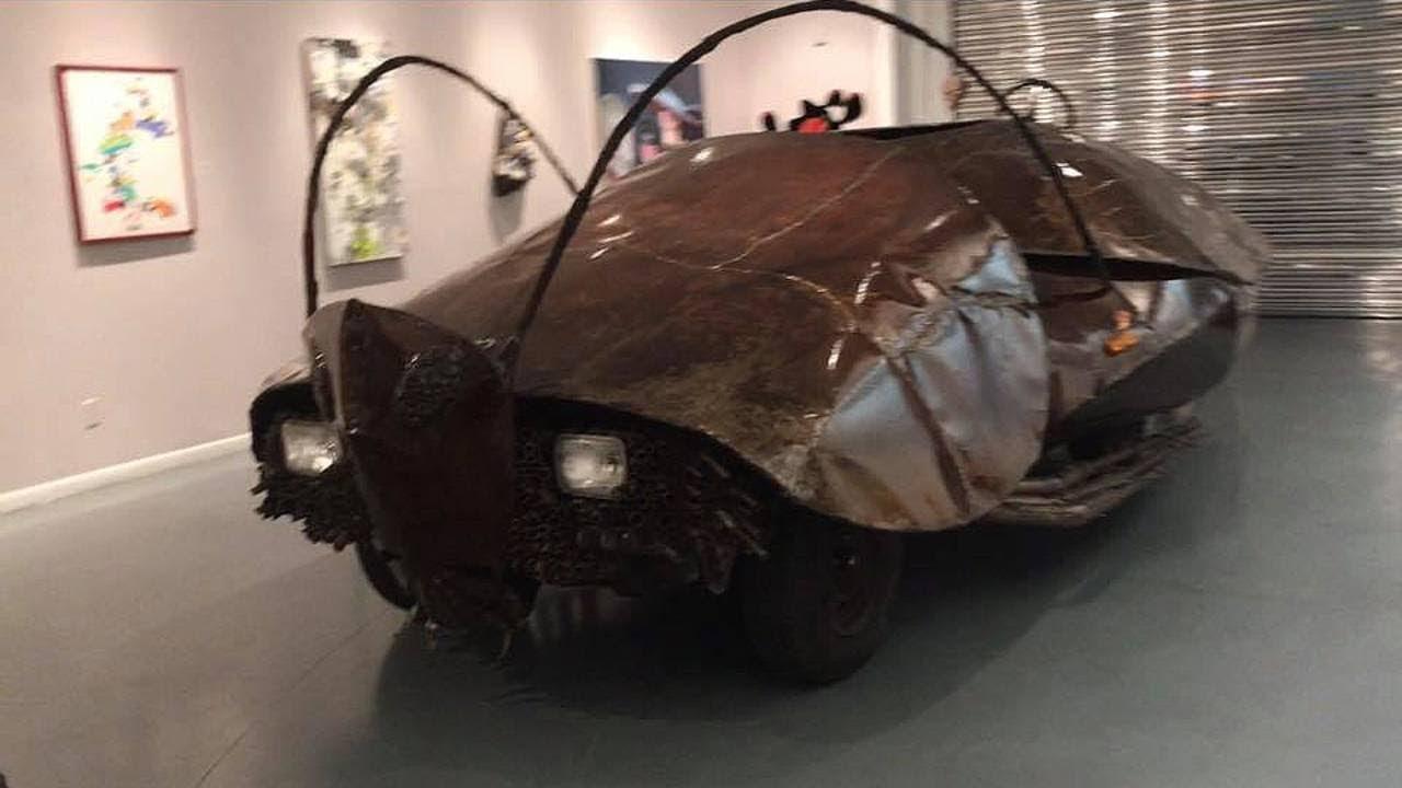 Art Car Museum >> Click2daily Tour Of Houston S Art Car Museum