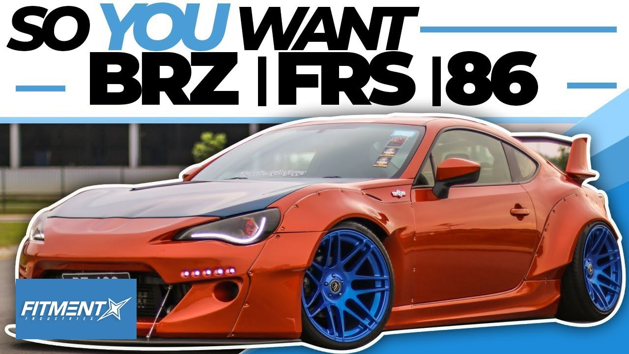 Download So You Want a FRS/BRZ/86