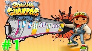 Subway Surfers Vancouver Part 1 (High Score Run and Gameplay)