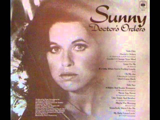 Ordenes Del Doctor (Doctors Orders), SUNNY Spanish version