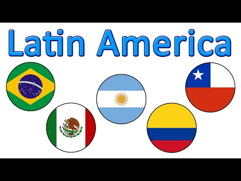 Top 5 Largest Economies in Latin America - the richest countries in Latin America