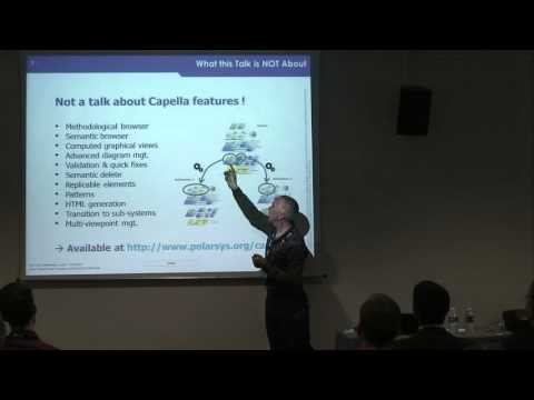 Capella time-lapse: A system architecture model in 30 minutes