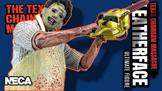 Neca The Texas Chainsaw Massacre Ultimate Leatherface | Video Review Horror