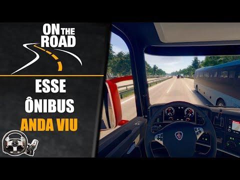 UM ÔNIBUS QUE ANDA MUITO - ON THE ROAD PT-BR (PC)
