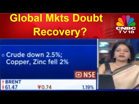 Global Mkts Doubt Recovery? | Across the Board fall in Commodity | Morning Call | CNBC TV18