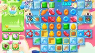 Candy Crush Jelly Saga Level 496 - NO BOOSTERS