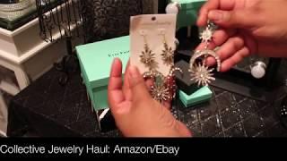 Collective Jewelry Haul: Amazon & Ebay