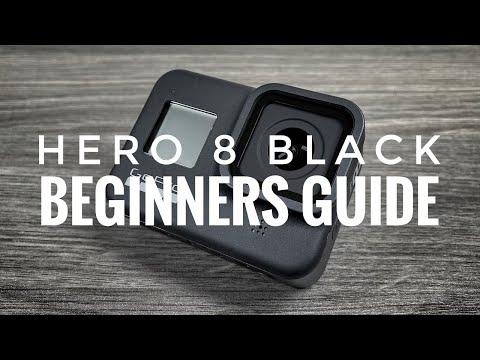 GoPro Hero 8 Black Beginners Guide | Getting Started