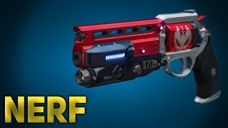 I'm Disappointed in the Luna's Howl & Not Forgotten Nerf (My Thoughts) | Destiny 2 Joker's Wild