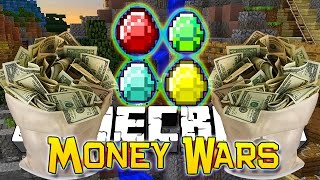 "Minecraft: ""TWO EPISODES IN ONE"" MONEY WARS #17 (Epic Mini-Game)"