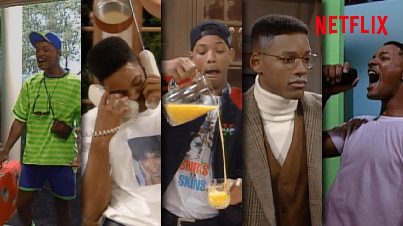 Download 1 Second From Every Episode of The Fresh Prince of Bel-Air