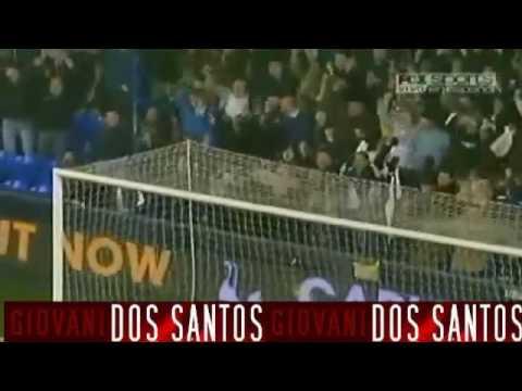 Giovani Dos Santos Top 10