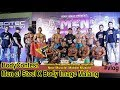 BODY CONTEST - MEN OF STEEL X Body Image ShowDown MALANG #vlog