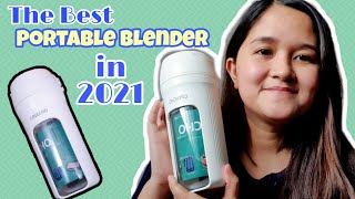 GREECHO PORTABLE BLENDER UNBOXING AND REVIEW
