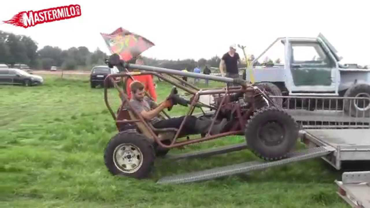 Homemade 4x4 Buggy Offroad Part 2 Youtube