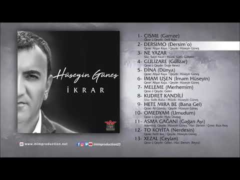 Hüseyin Güneş - Dersimo [Official Audio © 2018 Mim Production]