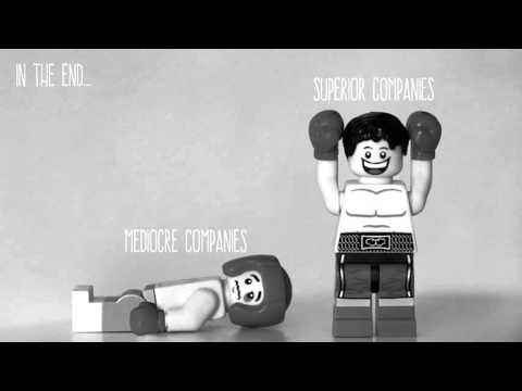 One Up On Wall Street by Peter Lynch - Animated