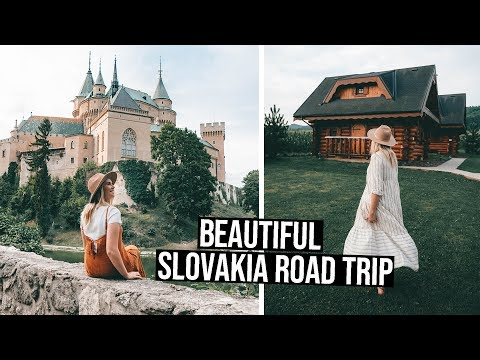 we-didn't-expect-slovakia-to-be-this-beautiful-|-bojnice-castle-&-sulov-rocks
