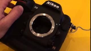 Nikon D5: así suena su ráfaga