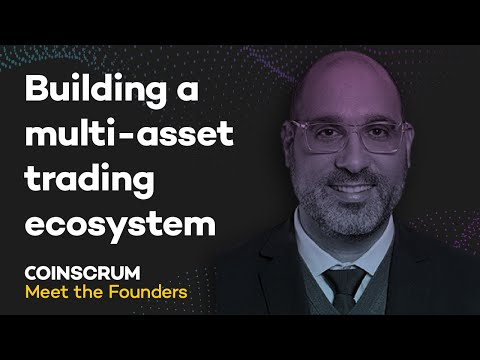 Building a multi-asset trading ecosystem with Fabriik's Roy Bernhard