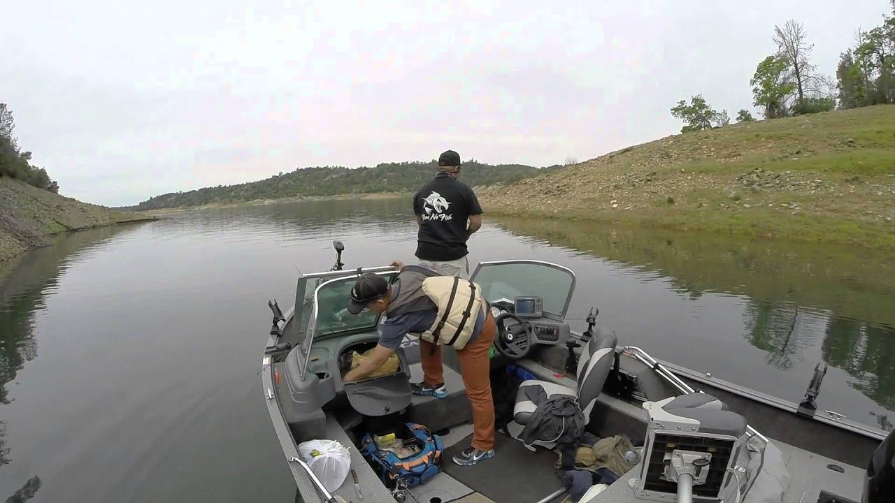 Folsom lake bass fishing 2015 youtube for Folsom lake fishing report