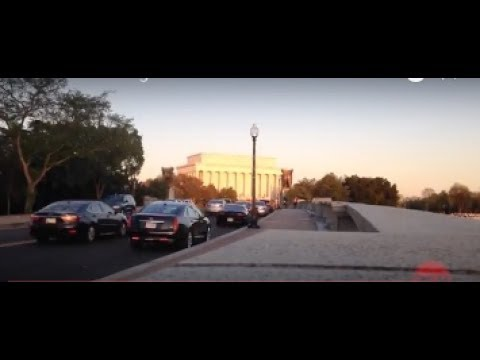 We Are Washington 305 - St Sophia Greek Festival & The Lincoln Memorial