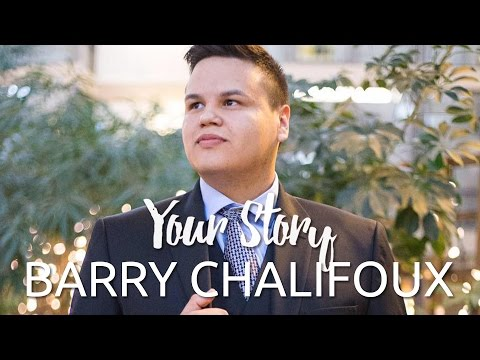 Barry Chalifoux's Story of Attempted Suicide to Suicide Prevention