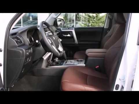 Toyota 4runner redwood interior 2017 toyota 4runner limited interior