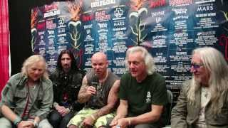 Download Festival Meets Uriah Heep