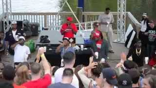 """Yung Joc """"I Know You See It (Live) @ Boathouse Myrtle Beach"""