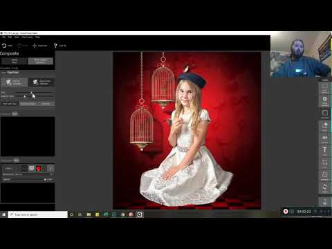 Smart Photo Editor - Change Background Tutorial Video