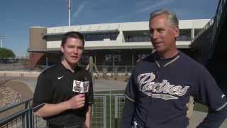 Bud Black Interview at Spring Training