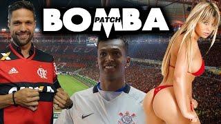 BOMBA PATCH 2017 100% ATUALIZADO - BRASILEIRÃO NO PS2