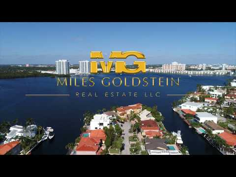 Miami Beach, Waterfront house,16480 NE 30th Ave by Miles Goldstein