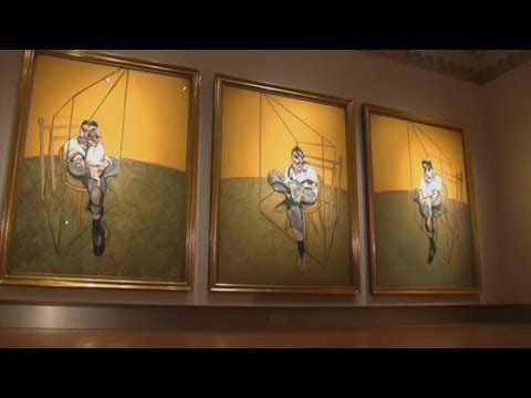 Francis Bacon artwork sells for a record $142.4 million at Christie's in New York