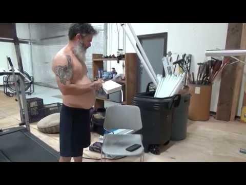 Hunting Harley's, Beginning Shoulder exercises