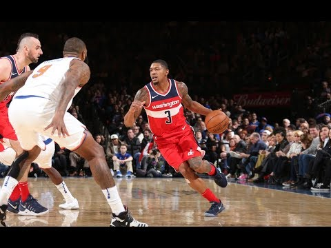 The Washington Wizards Come Back From a 27-Point Deficit to Win at MSG | February 14, 2018