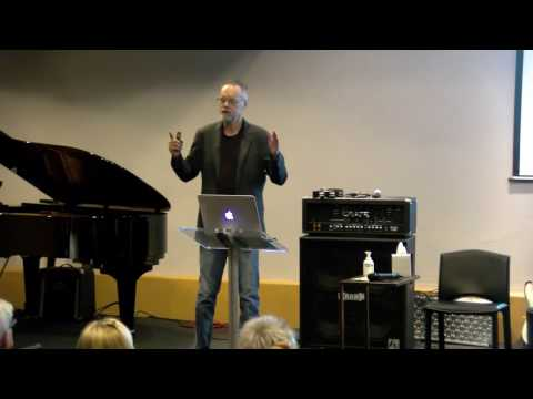 (Anti)Aging in the news: Dr. Bill Andrews presents at People Unlimited