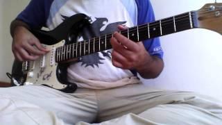 Kurai Ondrum Illai on guitar