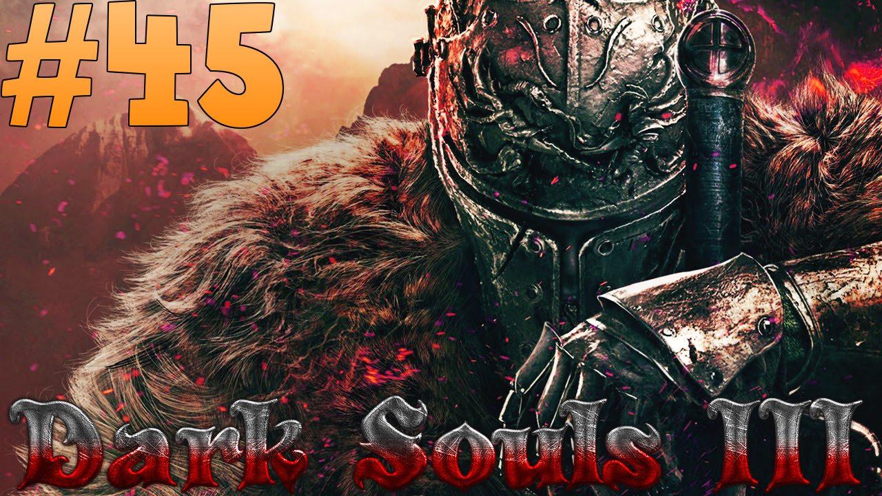 Dark Souls III Paladin - Dragonslayer Armour! Ep 45 - YouTube
