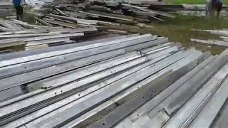 SORTIR BESI MATERIAL TOWER SUTET