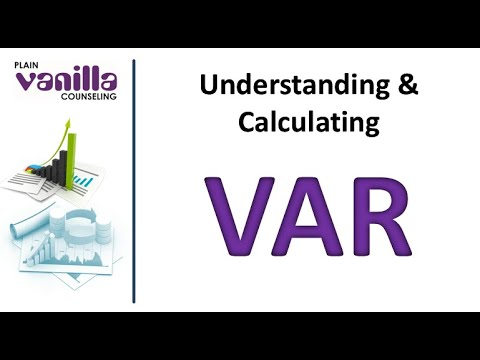 Portfolio (Part 18) - Value At Risk (VaR)