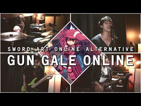 SAO Alternative: Gun Gale Online OP1 - Ryusei/流星 (Phoenix Ash Cover)