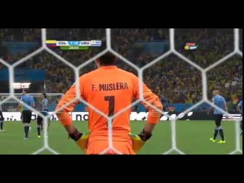 Mejor Gol del Mundial - Mejor Narración COL vs UR